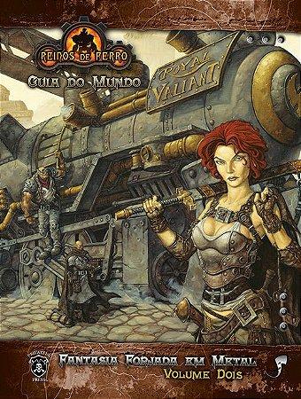 Guia do Mundo - RPG - Reinos de Ferro