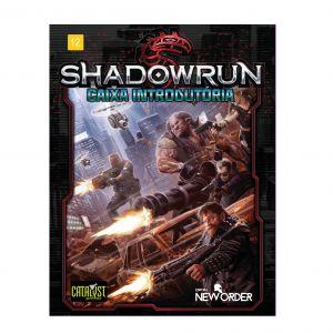 Shadowrun RPG - Caixa Introdutória