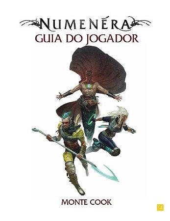Numenera - Guia do Jogador - RPG