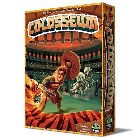 Colosseum: Emperor's Edition - Em Inglês!
