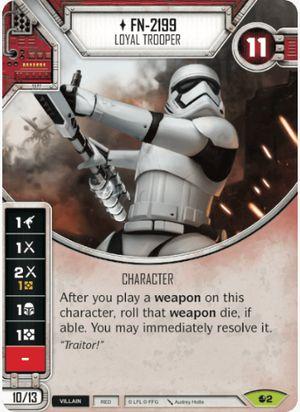FN-2199 Trooper Leal - FN-2199 Loyal Trooper