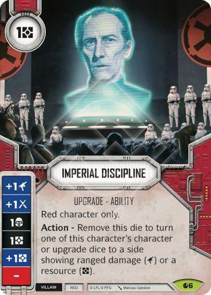 Disciplina Imperial - Imperial Discipline