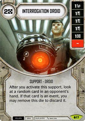 Droide de Interrogatório - Interrogation Droid