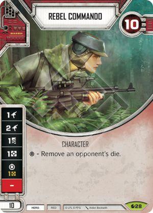 Comando Rebelde - Rebel Commando