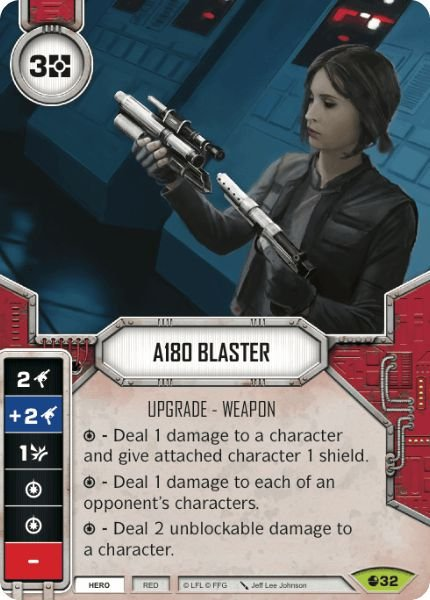 Blaster A180 - A180 Blaster