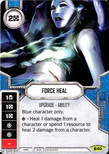 Cura da Força - Force Heal