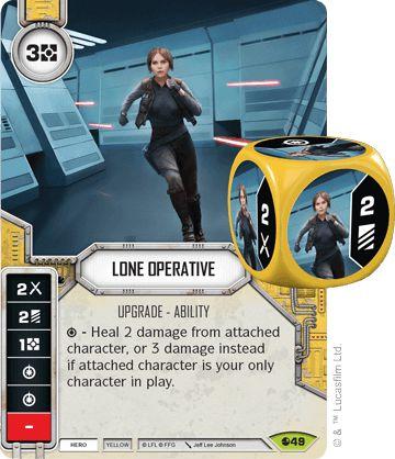 Lone Operative - Agente Solitário