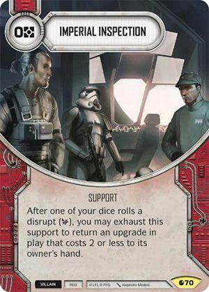 Inspeção Imperial - Imperial Inspection