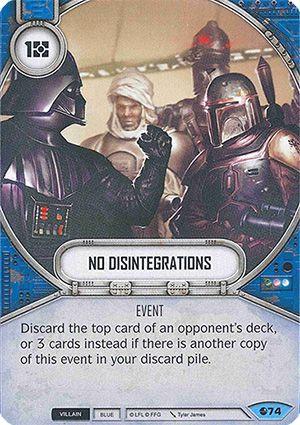 Sem Desintegrações - No Disintegrations