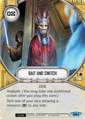 Gato por Lebre - Bait and Switch