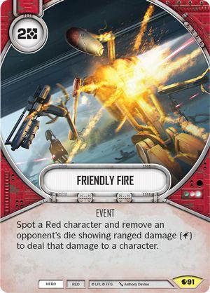 Fogo Amigo - Friendly Fire