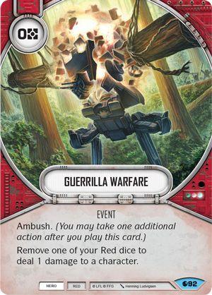 Guerra de Guerrilha - Guerrilla Warfare