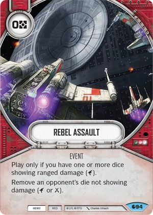 Ataque Rebelde - Rebel Assault