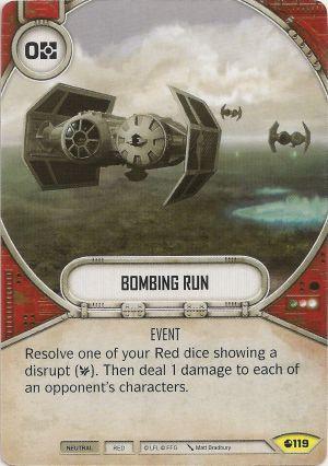 Bombardeio - Bombing-Run
