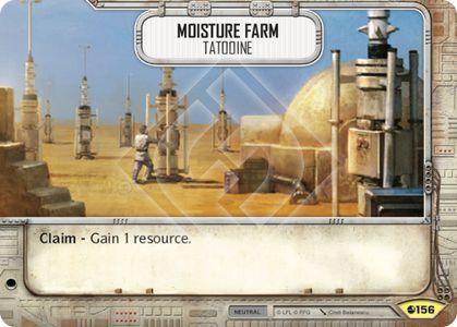 Fazenda de Umidificação Tatooine - Moisture Farm Tatooine