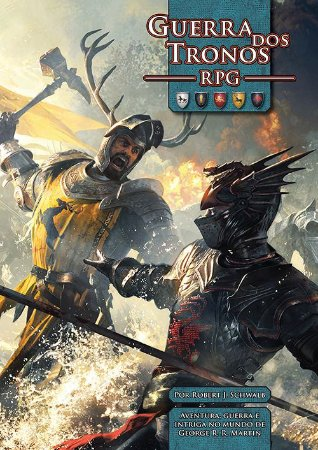 Guerra dos Tronos - RPG