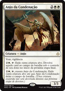 HOU 003 - Anjo da Condenação (Angel of Condemnation)