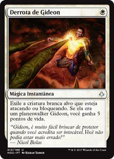 HOU 013 - Derrota de Gideon (Gideon's Defeat)