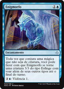HOU 043 - Enigmorfo (Riddleform)