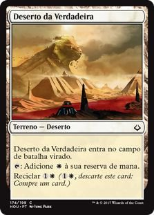 HOU 174 - Deserto da Verdadeira (Desert of the True)