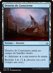 HOU 173 - Deserto do Consciente (Desert of the Mindful)