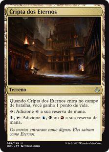 HOU 169 - Cripta dos Eternos (Crypt of the Eternals)