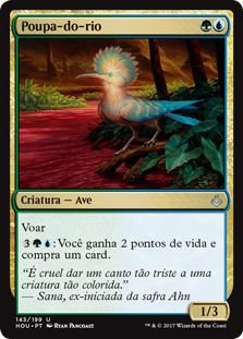 HOU 143 - Poupa-do-rio (River Hoopoe)