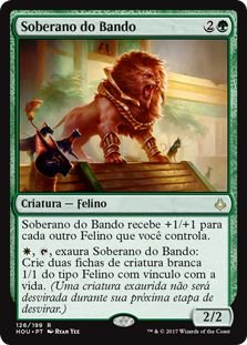 HOU 126 - Soberano do Bando (Pride Sovereign)