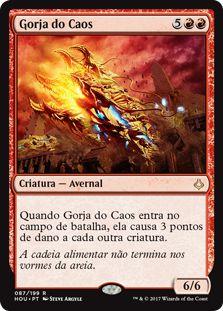 HOU 087 - Gorja do Caos (Chaos Maw)