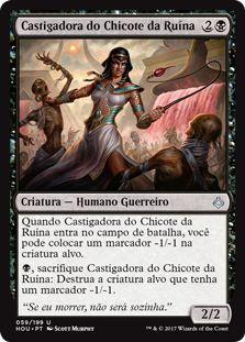HOU 059 - Castigadora do Chicote da Ruína (Banewhip Punisher)