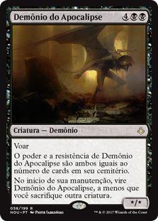 HOU 058 - Demônio do Apocalipse (Apocalypse Demon)