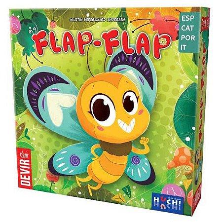 Flap Flap - Em Português! (PRÉ-VENDA)