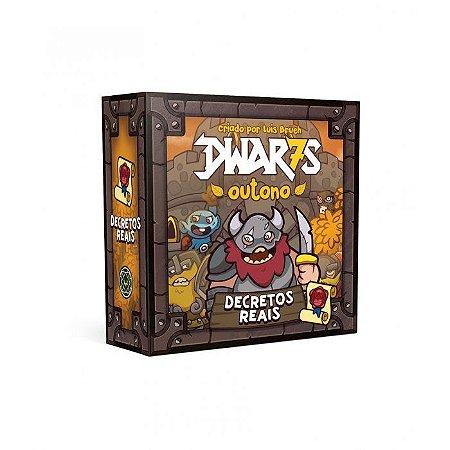 Decretos Reais - Expansão de Dwar7s: Outono - Em Português! (PRÉ-VENDA)