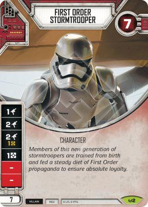 Stormtrooper da Primeira Ordem - First Order Stormtrooper
