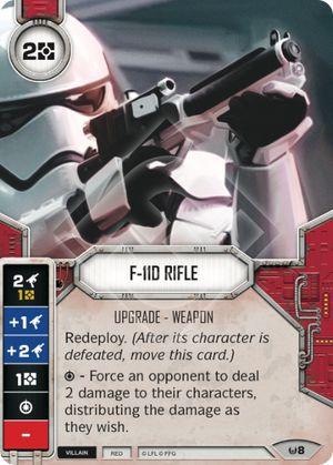Rifle F-11D - F-11D Rifle