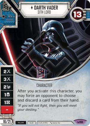 Darth Vader Lorde Sith - Darth Vader Sith Lord