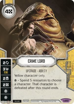 Senhor do Crime - Crime Lord