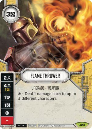 Lança-Chamas - Flame Thrower