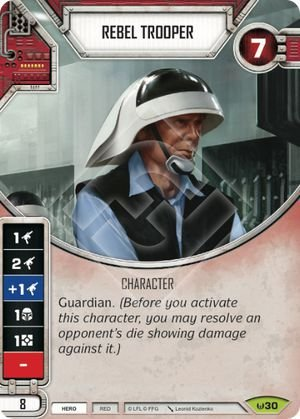 Patrulheiro Rebelde - Rebel Trooper