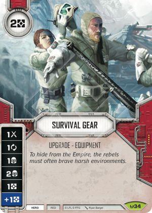 Equipamento de Sobrevivência - Survival Gear