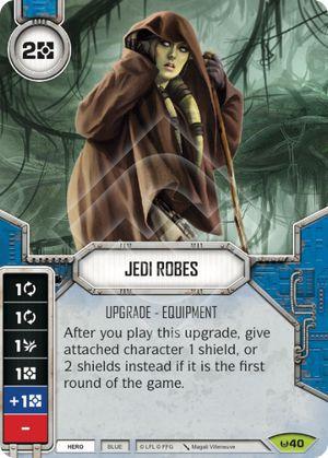 Mantos Jedi - Jedi Robes