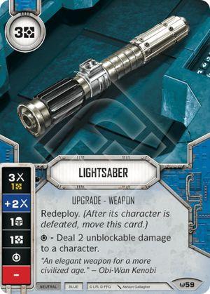 Sabre de Luz - Lightsaber