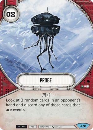 Sonda - Probe
