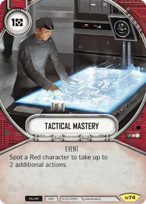 Maestria Tática - Tactical Mastery