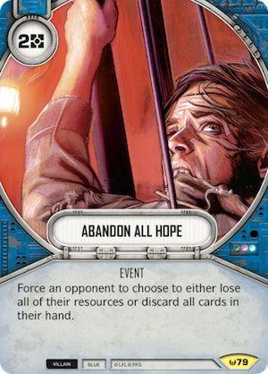 Abandonar toda a esperança - Abandon All Hope
