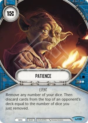 Paciência - Patience