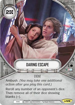 Fuga Corajosa - Daring Escape