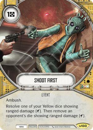 Atire Primeiro - Shoot First