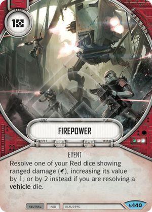 Poder de fogo - Firepower