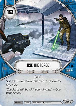 Use a Força - Use the Force